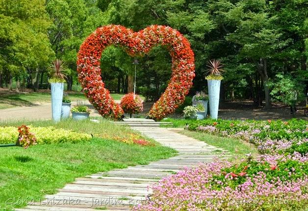 7 - Glória Ishizaka - Jardim Botânico Nagai - Osaka