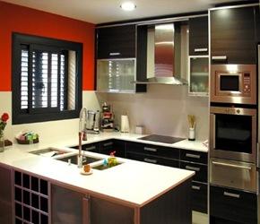 18 cocinas modernas nuevas tendencias en dise o interior for Disenos de cocinas integrales modernas fotos