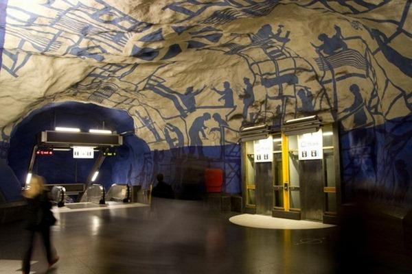 مترو ستوكهولم1