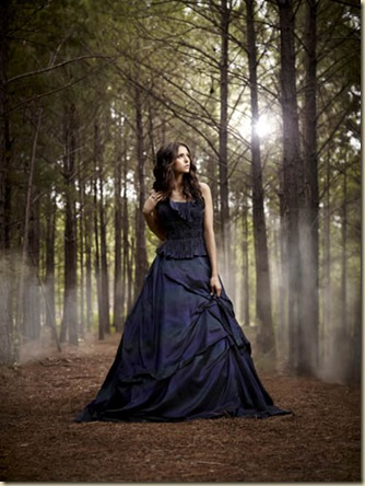 THE VAMPIRE DIARIES Pictured: Nina Dobrev as Elena Gilbert. Art Streiber/The CW © 2010 The CW Network, LLC. All Rights Reserved.