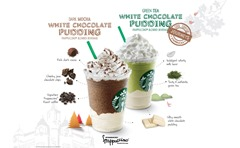 EDnything_Starbucks White Choco Pudding Buy 1 Take 1