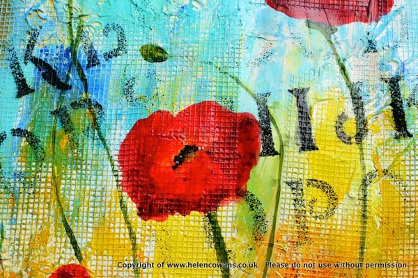 Wk 6 e Poppies Helen Cowans