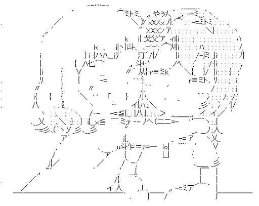 大室櫻子 & 古谷向日葵 (ゆるゆり)
