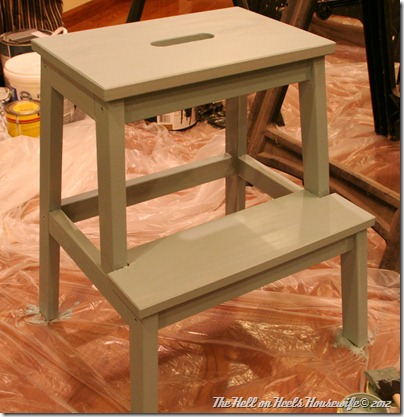 step stool 011