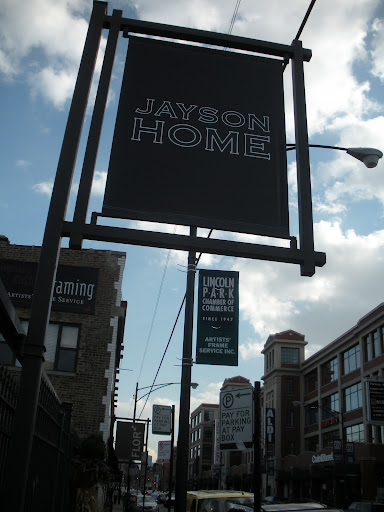 Welcome to Jayson Home & Garden, located at 1885 N. Clybourn Ave. in Chicago, IL.