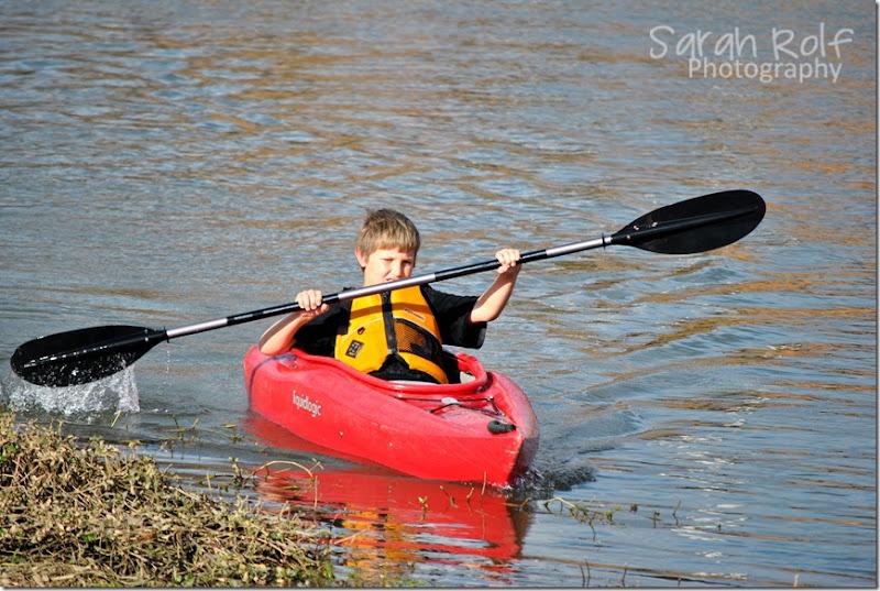done-kayaking