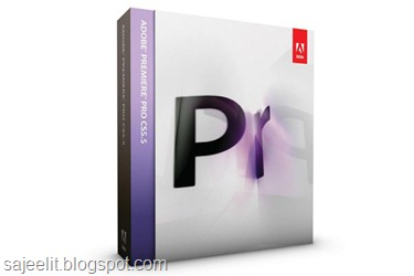 Adobe Premiere Pro CS5.5 Free download Full Version