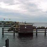 de pier in IJmuiden, Noord Holland, Netherlands