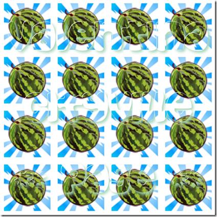 3 cocomeri