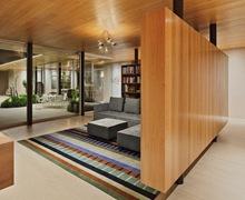 Arquitectura-moderna-diseño-interior-madera