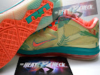 nike lebron 9 low pe lebronold palmer 3 01 Nike LeBron 9 Low LeBronold Palmer Alternate   Inverted Sample