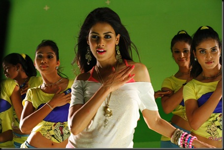Genelia Cute Stills At Velayutham Movie (5)