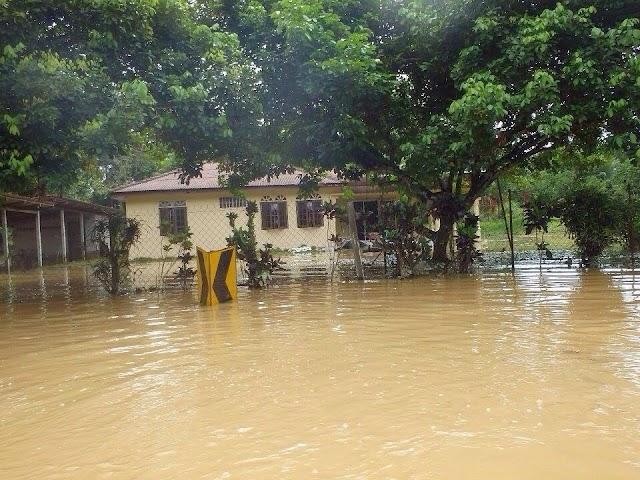 Wahai Banjir Surutlah