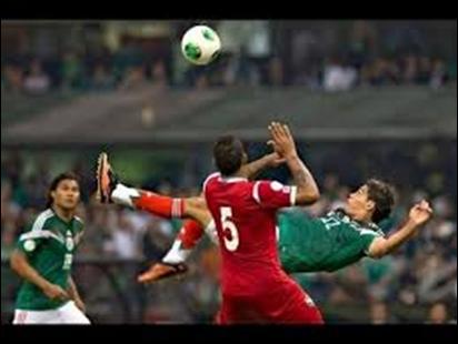 Gol de chilena, Raúl Alonso Jimenez, México vs Panama, 2013