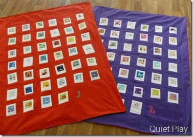 Polaroid Quilts