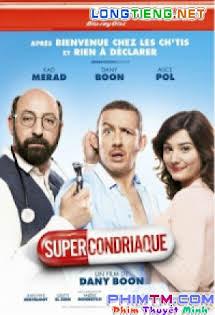 Bệnh Nhân Hoang Tưởng - Supercondriaque Tập HD 1080p Full