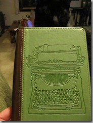 Beth's Kindle