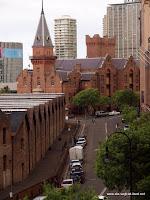 The Rocks - ältestes Stadtviertel von Sydney