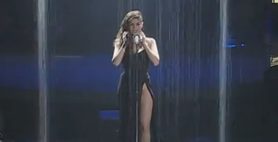 Anne Curtis sings Diamonds