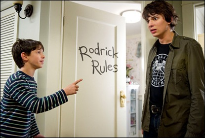 Diary of a Wimpy Kid Rodrick Rules - 1