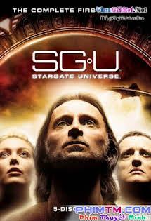 Cánh Cổng Vũ Trụ 1 - Sgu Stargate Universe Season 1 Tập 14 15 Cuối