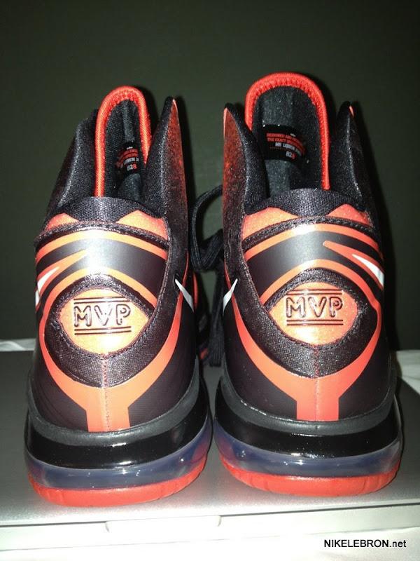 NeverSeenBefore Nike LeBron 8 V2 MVP Samples