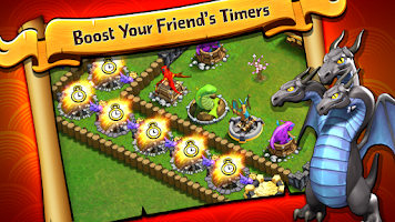 Screenshot of Battle Dragons:Strategy Game