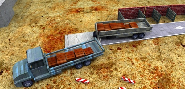 Juego de camiones tricky truck