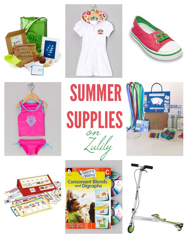 Zulily summer sale