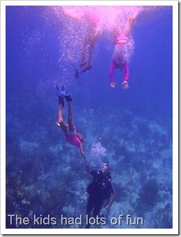 Exuma Sea Park Dive 118