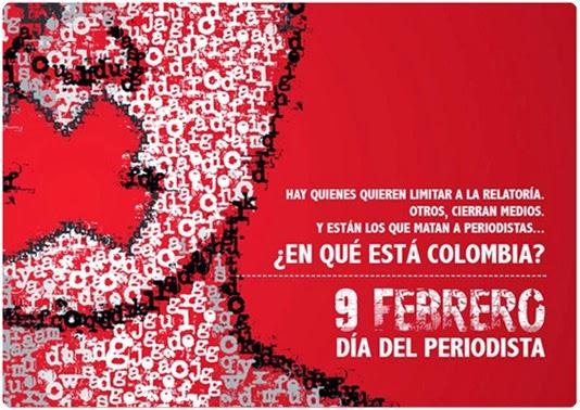 dia periodista colombia