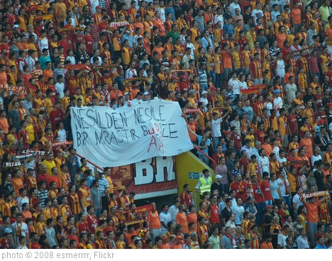 'Galatasaray - Denizlispor uA BH' photo (c) 2008, esmerrrr - license: http://creativecommons.org/licenses/by-nd/2.0/