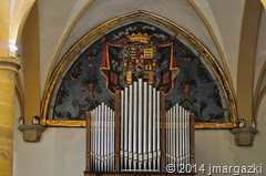 Organo Iglesia Zamudio