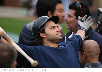 'Nick Swisher' photo (c) 2009, Keith Allison - license: http://creativecommons.org/licenses/by-sa/2.0/
