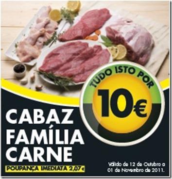 cabaz familia carne