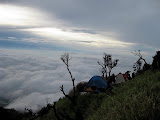 Camping on Gunung Slamet (Andy Dean, May 2011)