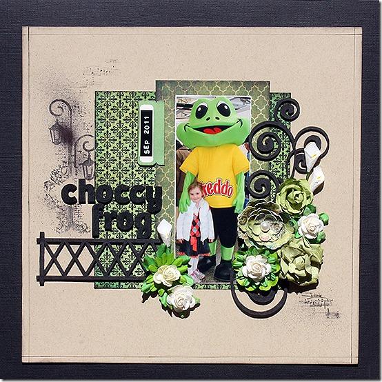 choccy frog