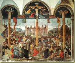 Giovanni Montorfano Crocfissione 1495