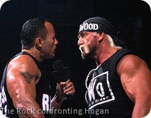 Rock and Hogan