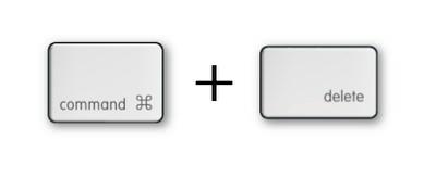 2Mac CommandDelete