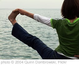 'Lakeside yoga' photo (c) 2004, Quinn Dombrowski - license: http://creativecommons.org/licenses/by-sa/2.0/