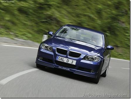Alpina BMW D32