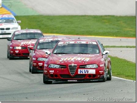 Alfa Romeo 156 GTA Autodelta3