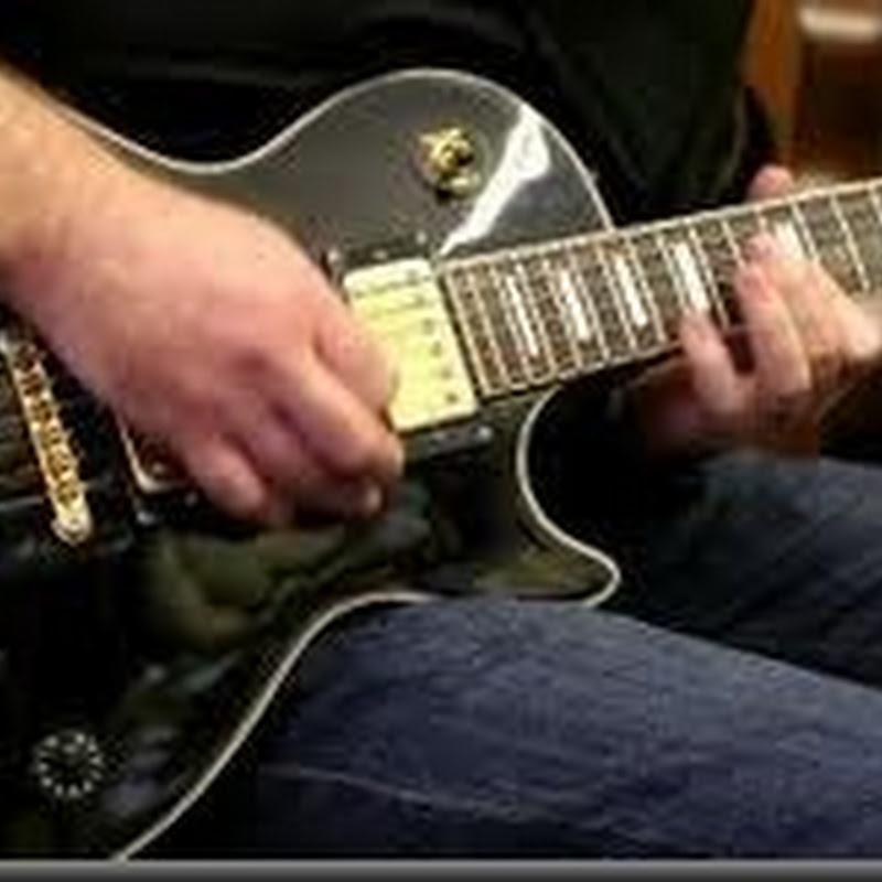 Postura Correcta (Guitarra Eléctrica)