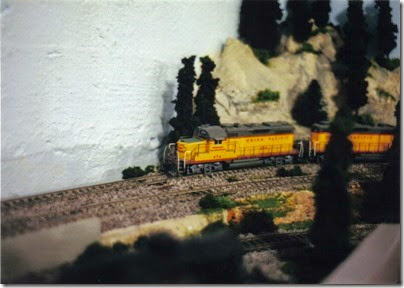 13 My Layout in Summer 2002
