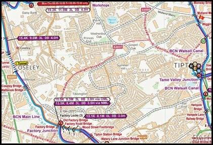 paul map