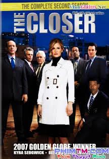 Đội Cảnh Sát Điều Tra Đặc Biệt 2 - The Closer Season 2