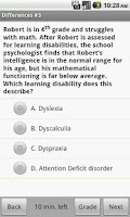 Screenshot of CLEP Edu. Psych. Exam Prep