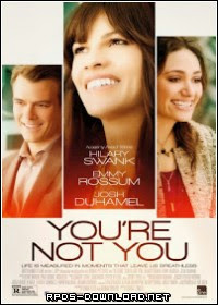 54438c141a8d6 Youre Not You Legendado RMVB + AVI HDRip