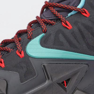 nike lebron 11 gr prohibition 2 02 Release Reminder: Nike LeBron XI Diffused Jade Prohibition